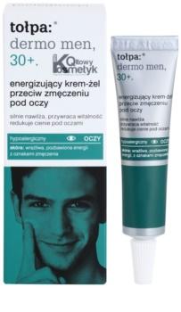 Tołpa Dermo Men 30+ energizující gelový krém na oční okolí