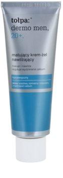 Tołpa Dermo Men 20+ gel-crema matificante con efecto humectante