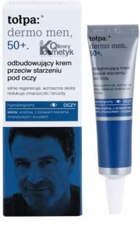 Tołpa Dermo Men 50+ creme antirrugas para contorno de olhos