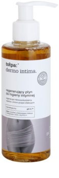 Tołpa Dermo Intima gel regenerador para higiene íntima