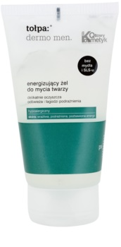 Tołpa Dermo Men gel detergente delicato per pelli stanche