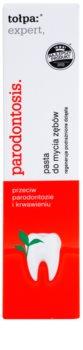 Tołpa Expert Parodontosis pasta do zębów przeciw krwawieniu dziąseł i paradontozie