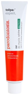 Tołpa Expert Parodontosis dentífrico para gengivas irritadas sem fluór