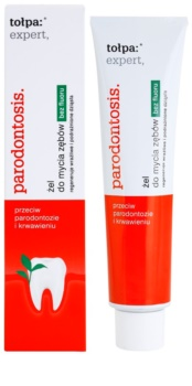 Tołpa Expert Parodontosis Toothpaste for Irritated Gums Without Fluoride