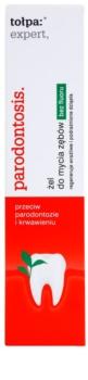 Tołpa Expert Parodontosis pasta do zębów do podrażnionych dziąseł  bez fluoru
