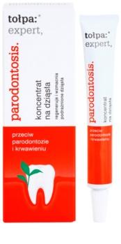 Tołpa Expert Parodontosis gel regenerare impotriva sangerarii gingiilor
