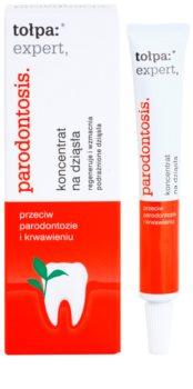 Tołpa Expert Parodontosis żel regenerujący przeciw krwawieniu dziąseł