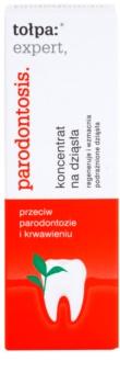 Tołpa Expert Parodontosis regeneráló zselé ínyvérzés ellen