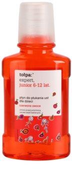 Tołpa Expert Junior 6-12 płyn do płukania jamy ustnej dla dzieci