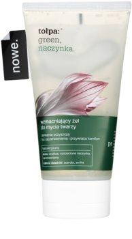 Tołpa Green Capillary Strengthening Cleansing Gel  For Sensitive And Reddened Skin