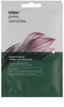 Tołpa Green Capillary máscara regeneradora para pele propensa a vermelhidão