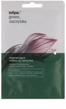 Tołpa Green Capillary regenerační maska pro pleť se sklonem k začervenání