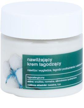 Tołpa Green Moisturizing crema lenitiva e idratante effetto lisciante