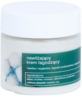 Tołpa Green Moisturizing Soothing And Moisturizing Cream with Smoothing Effect