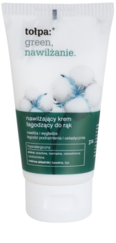 Tołpa Green Moisturizing zklidňující krém na ruce s hydratačním účinkem