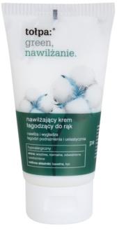 Tołpa Green Moisturizing заспокоюючий крем для рук зі зволожуючим ефектом