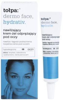 Tołpa Dermo Face Hydrativ oční gelový krém proti kruhům pod očima