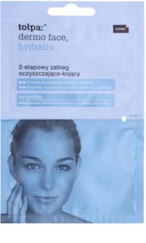 Tołpa Dermo Face Hydrativ limpieza y alivio de la piel en dos pasos