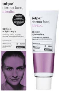 Tołpa Dermo Face Idealic BB creme com efeito nutritivo para uma aparência perfeita e unificada