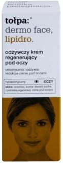 Tołpa Dermo Face Lipidro regenerační oční krém proti vráskám a tmavým kruhům