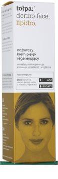 Tołpa Dermo Face Lipidro noční výživný krém s regeneračním účinkem