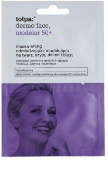 Tołpa Dermo Face Modelar 50+ liftingová vypínací maska na obličej, krk a dekolt