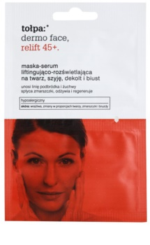 Tołpa Dermo Face Relift 45+ rozjasňující maska s liftingovým efektem