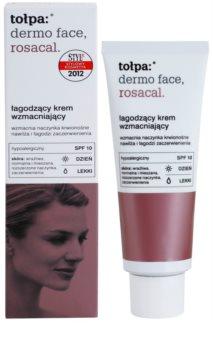 Tołpa Dermo Face Rosacal zklidňující denní krém proti zarudnutí SPF 10