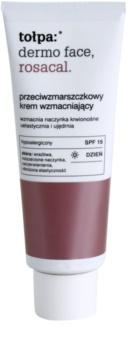 Tołpa Dermo Face Rosacal stärkende Creme für geplatzte Äderchen LSF 15
