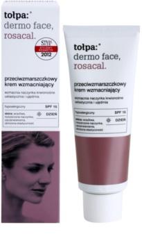Tołpa Dermo Face Rosacal posilující krém na popraskané žilky SPF15