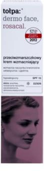 Tołpa Dermo Face Rosacal posilující krém na popraskané žilky SPF 15