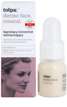 Tołpa Dermo Face Rosacal beruhigendes Serum gegen das Erröten der Haut