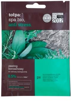 Tołpa Spa Bio Anti Stress tělový peeling s rašelinou