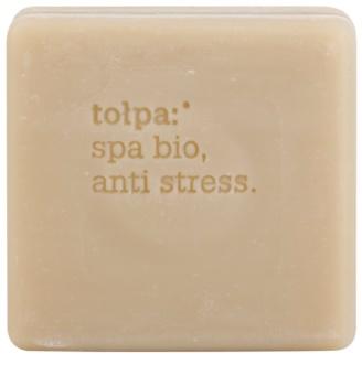 Tołpa Spa Bio Anti Stress Detox-Seife mit Torf