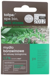 Tołpa Spa Bio Anti Stress săpun de detoxifiere cu turba