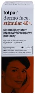 Tołpa Dermo Face Stimular 40+ zpevňující oční krém proti vráskám a tmavým kruhům