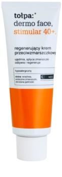 Tołpa Dermo Face Stimular 40+ regeneračný nočný krém proti vráskam