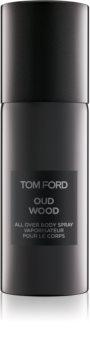 Tom Ford Oud Wood deodorant spray unissexo
