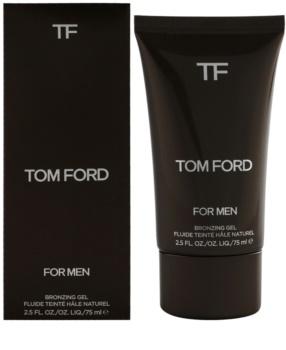 Tom Ford For Men Selbstbräunungsgelcrem für das Gesicht für ein natürliches Aussehen