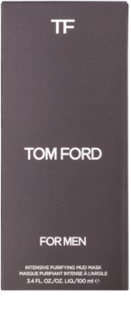 Tom Ford Men Skincare mascarilla de barro limpiadora