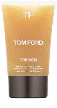 Tom Ford For Men scrub energizzante viso