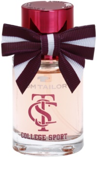 Tom Tailor College sport eau de toilette pentru femei 30 ml