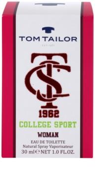 Tom Tailor College sport Eau de Toilette Damen 30 ml