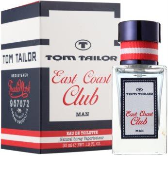 Tom Tailor East Coast Club toaletní voda pro muže 30 ml