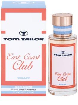 Tom Tailor East Coast Club toaletní voda pro ženy 50 ml