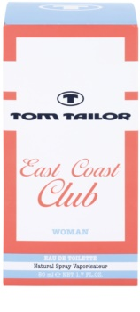 Tom Tailor East Coast Club Eau de Toilette for Women 50 ml