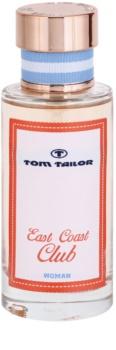 Tom Tailor East Coast Club Eau de Toilette para mulheres 50 ml
