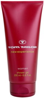 Tom Tailor New Experience Woman gel de dus pentru femei 200 ml