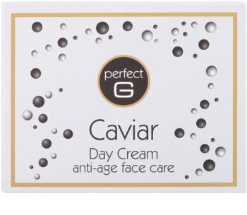 Tommy G Caviar denní krém proti vráskám s kaviárem