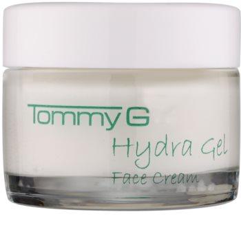 Tommy G Hydra Gel crema hidratante y nutritiva para todo tipo de pieles